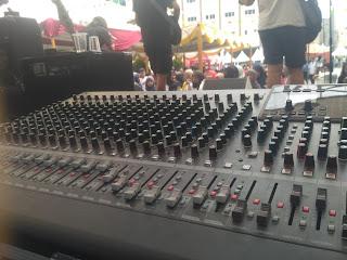 Cara setting mixer dangdut yang mudah