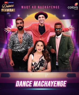 Dance Deewane (2021) S03 Hindi 720p | 480p WEBRip x264 [E14 ,11 April 2021]