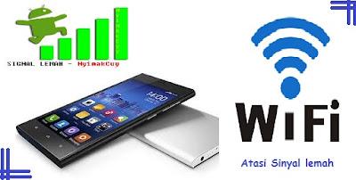 Cara Membuat Antena Penguat Sinyal HP dan Wifi buatan Sendiri