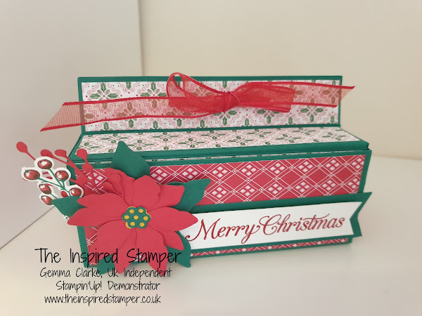Stampin'Up! Mini Roll Up Gift Box