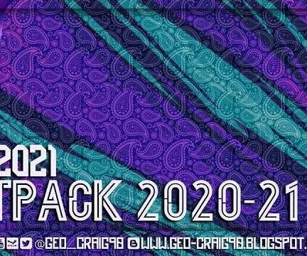 PES 2021 Kitpack 2020-21 [TEST]