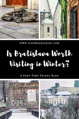 What to do in Bratislava in winter