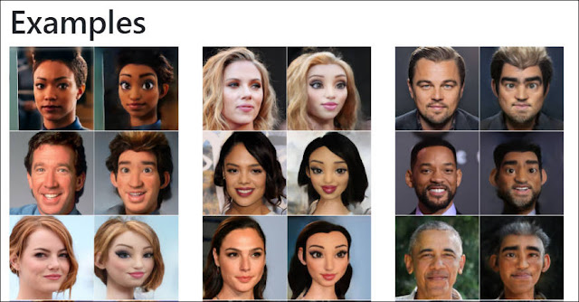 Toonify Yourself :上傳你的人像,你也可以是迪士尼動畫的主角