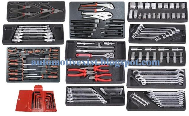 tool kit bengkel lengkap
