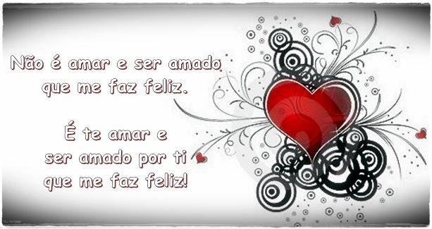 Te Amar Me Faz Feliz Demais Cifra: Love On Face: Amor Retribuído