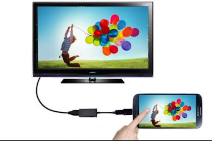 Cara Menghubungkan Ponsel Anda ke TV Dengan USB