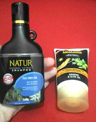 Natur Tea Tree Oil + Ginseng Series