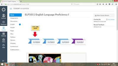 Pengalaman Siapkan Kursus Online Bahasa Inggeris Untuk Dual Language Programme (DLP)
