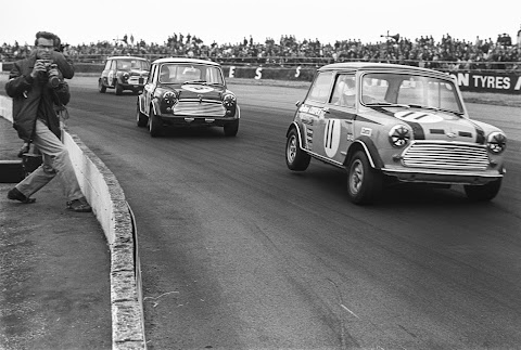 60 Years of Mini at Silverstone