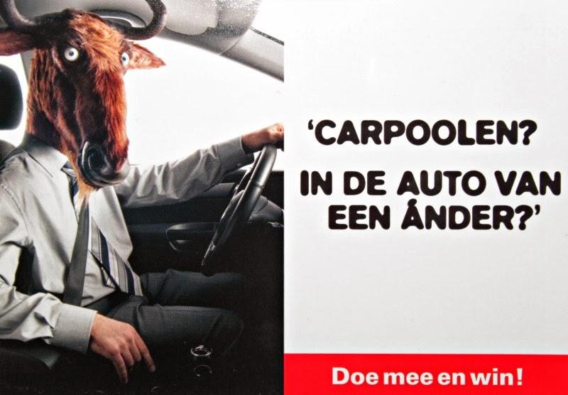 reklama na pocztówce