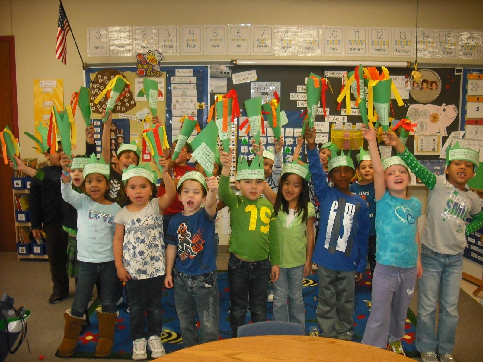 Sprinkles To Kindergarten American Symbols