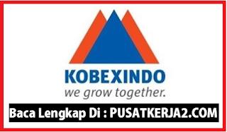 Lowongan Kerja Jakarta S1 PT Kobexindo Tractors Februari 2020