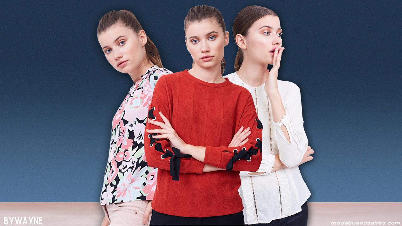 Ropa de moda mujer otoño invierno 2019. │ Moda otoño invierno 2019.
