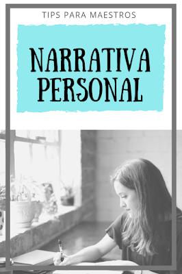 Escribir narrativa personal para niños de primaria elemental