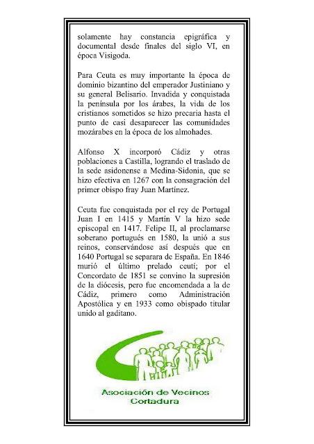 Horarios e Itinerarios Via Crucis Diocesano. Cádiz 07 de Julio del 2018