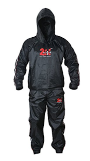 2Fit Heavy Duty PVC sauna suit