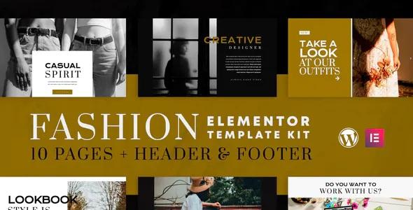 Best Spirit WooCommerce Elementor Template Kit