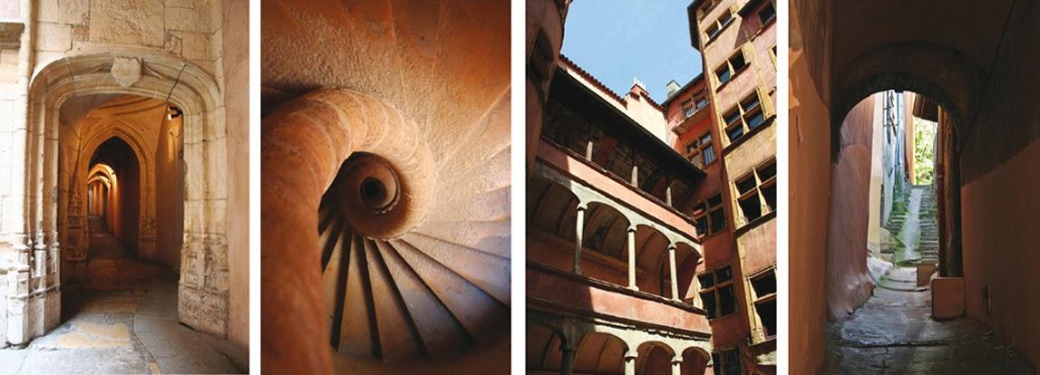 Visite guidée vieux Lyon et ses traboules - cité de la Renaissance