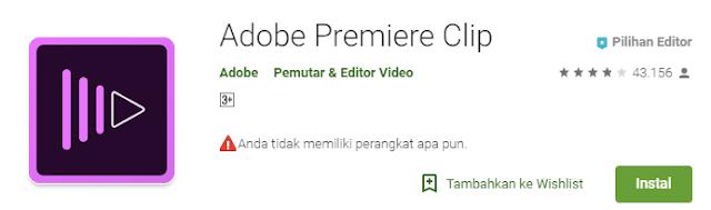 Aplikasi Editing Video Android