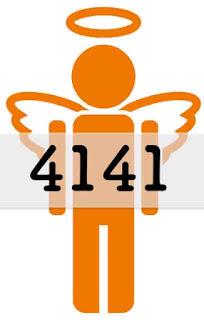 エンジェルナンバー 4141