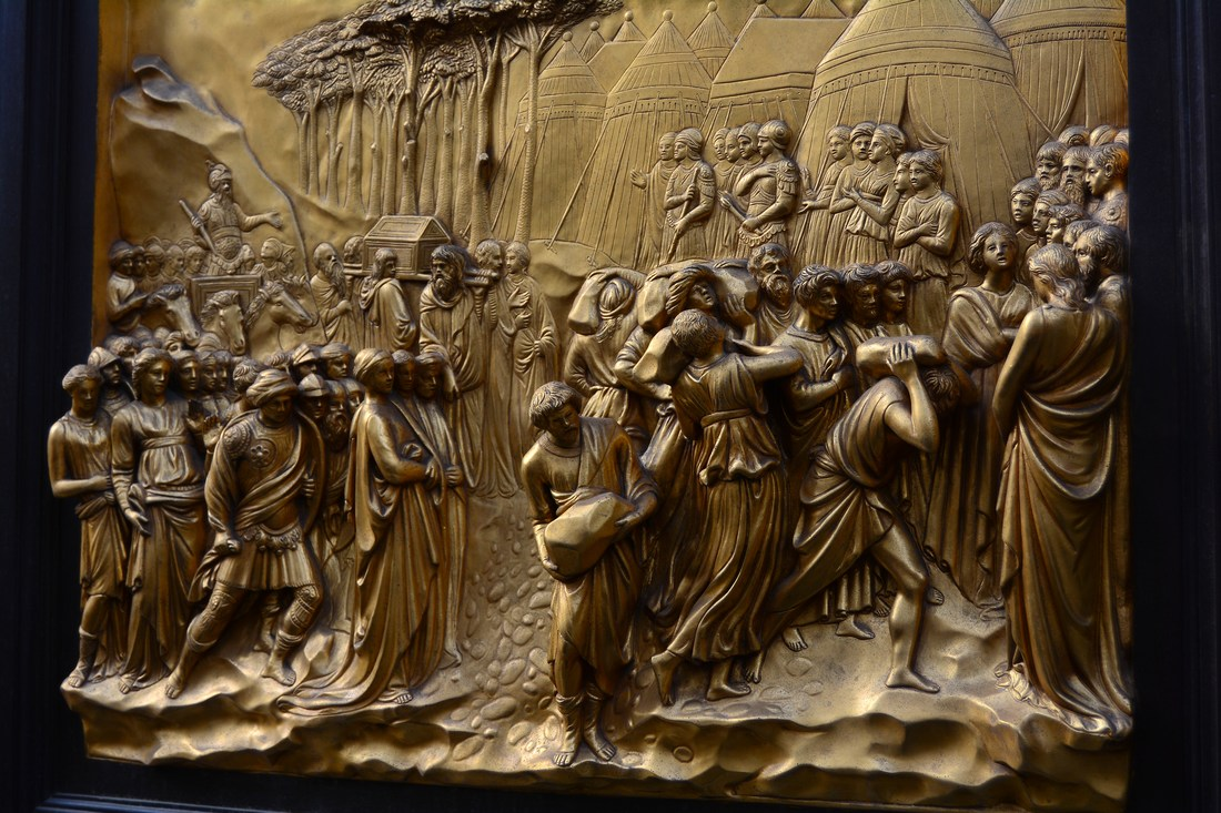 porte Paradis Baptistère Florence