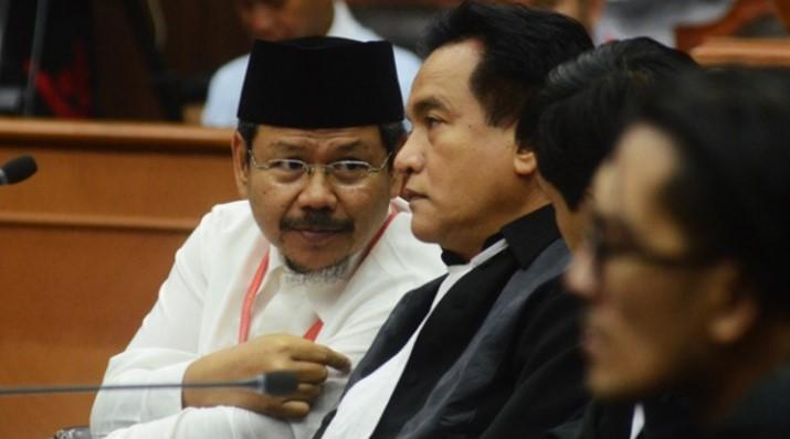 Yusril Sebut Propaganda Menteri Tjahjo Jadi Boomerang Untuk Jokowi