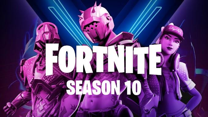 Fortnite la temporada 10  se prolonga por una semana mas!