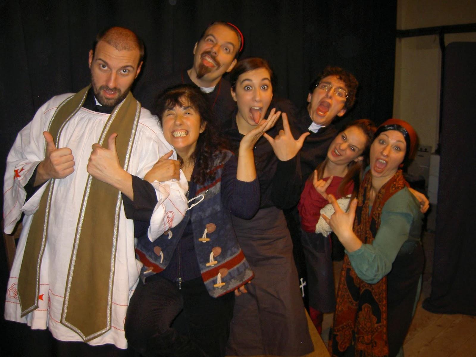 Rosetta Bertini, scrittrice e regista della Compagnia teatrale ...