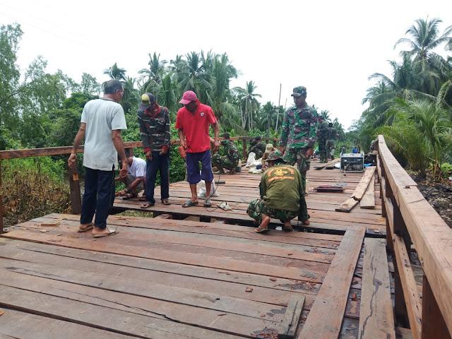 Akhmad Safari: Cinta TNI Untuk Rakyat Lahir Dari Hati Nurani