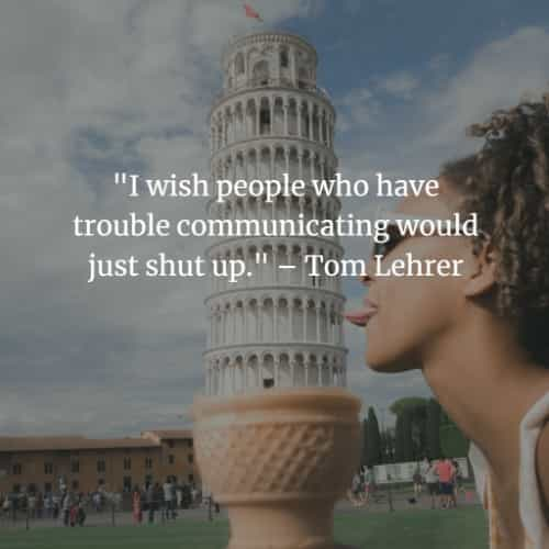 Funny quotes and inspirational funny sayings