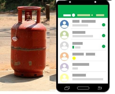 WhatsApp पर कैसे करें सिलेंडर बुकिंग  How to book gas through whatsapp