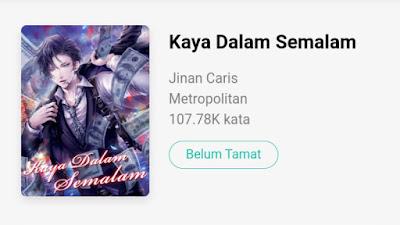 Hinovel Kaya Dalam Semalam pdf