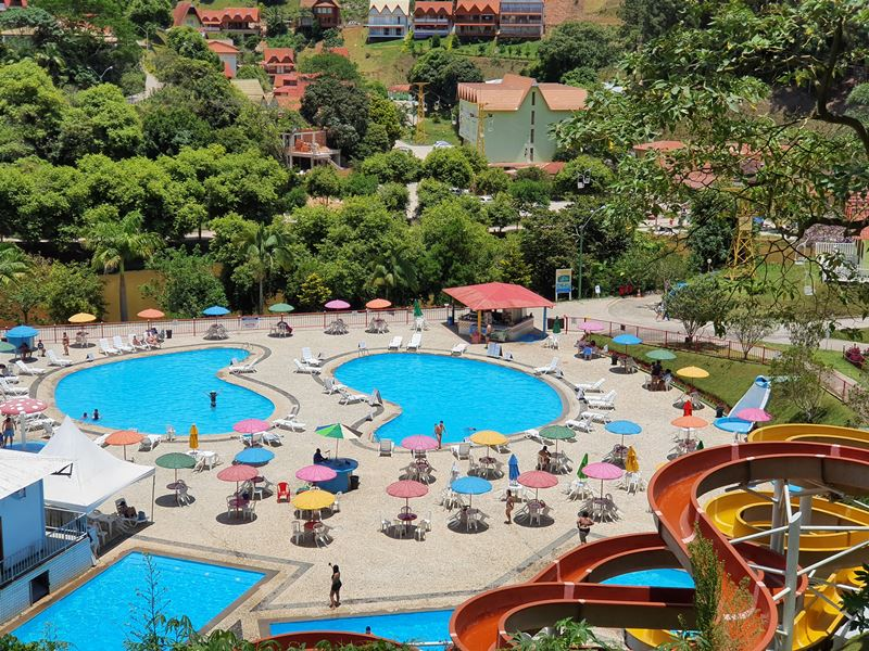 Resort nas Montanhas Capixabas, Espírito Santo