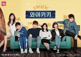 rekomendasi-drama-korea-2018-eulachacha-waikiki