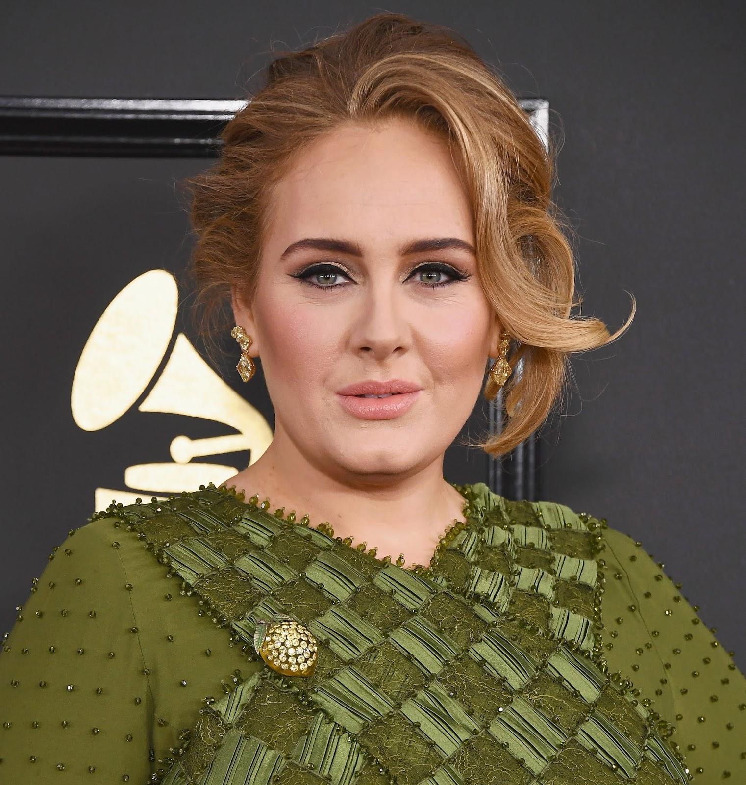 ADELE%2B04 - Adele Perde Peso e Choca a Todos Com Transformação - Noticia