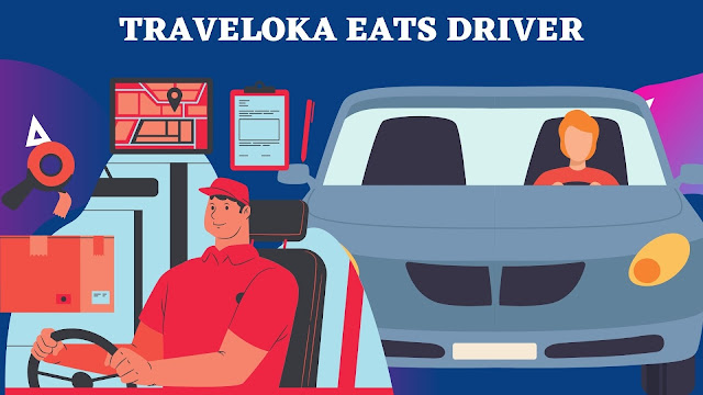 Cara Daftar Traveloka Eats Driver Terbaru Dengan Mudah