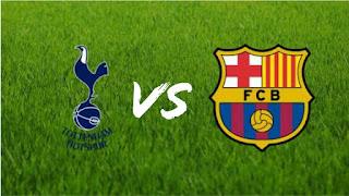 نتيجة مباراة برشلونة وتوتنهام اليوم الأربعاء 3-10-2018 في دوري أبطال أوروبا