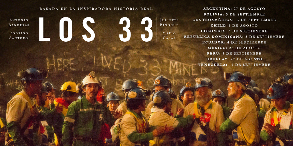 """The 33"", Trailer"