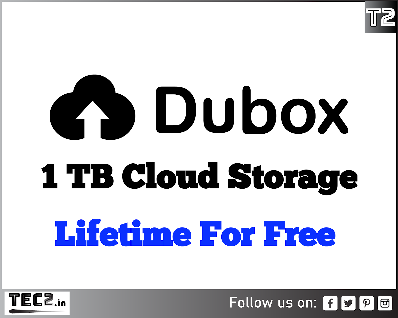 1 TB Cloud Storage Free : Dubox