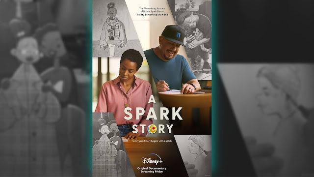 A Spark Story Pixar Documentary