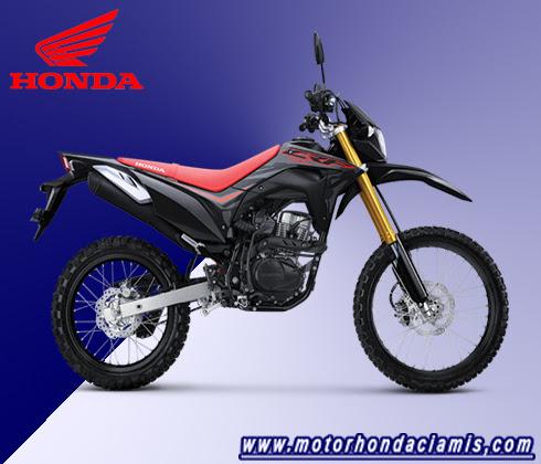 Brosur Kredit Motor Honda CRF 150 Ciamis