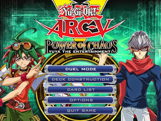 Download Yu Gi Oh ARC-V Power of Chaos MOD 2015 Game PC Ringan