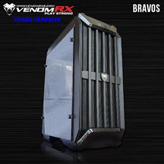 Casing PC Gaming VenomRX Bravos