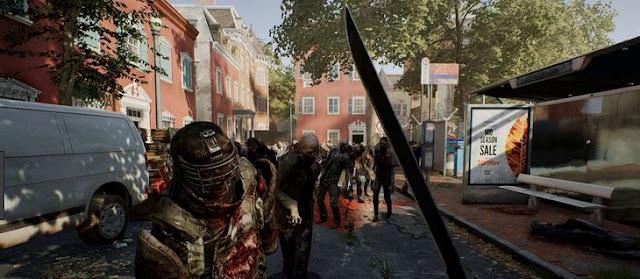 مراجعة لعبة الزومبي الشهيره Overkill's The Walking Dead