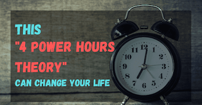 This Four Power Hours Theory Can Change Your Life: