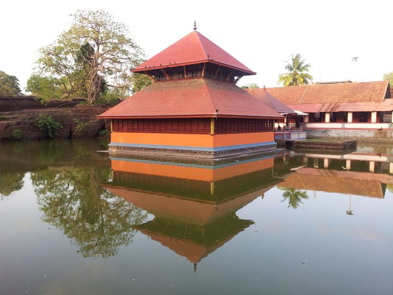 Ananthapura Lake Temple - KERALA