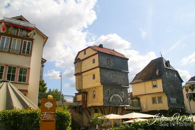 Brückenhäuser in Bad Kreuznach Nahe