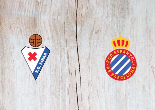Eibar vs Espanyol - Highlights 15 September 2019