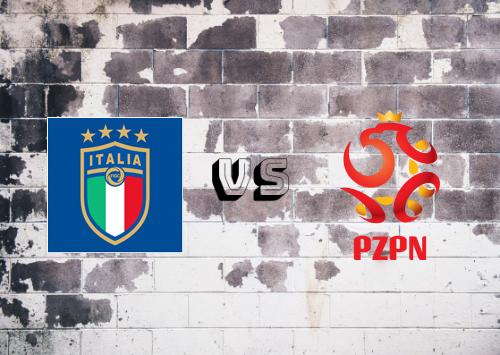Italia vs Polonia  Resumen y Partido Completo
