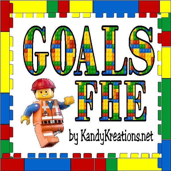 goals family home evening lesson using legos everyday parties